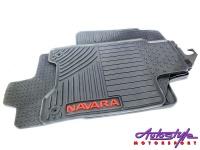 Car mats for Nissan Navara Photo