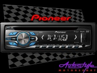 Pioneer DVH-345UB Dvd Player with USB Photo