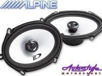 """Alpine SXE-572S 5x7"""" Speakers Photo"""