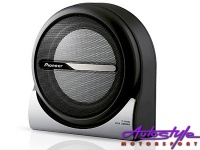 "Pioneer TS-WX210A 8"" Slim Sub and Amplifier Kit Photo"