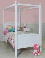Kiep Kids Furniture Mystic 4 Poster Bed - 107cm Photo