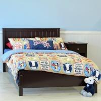 Kiep Kids Furniture Bravo Bed - 137cm Photo