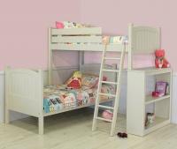 Kiep Kids Furniture Mystic L Shape Bunk - 107cm Photo