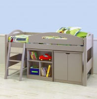 Kiep Kids Furniture Lowline Loft Bed Suite - 91cm Photo