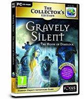 Gravely Silent - House Of Deadlock Collector's Edition PC Game PC Game Photo