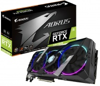Gigabyte nVidia GeForce RTX 2080 AORUS X 8192MB GDDR6 256-Bit Graphics Card Photo