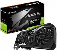 Gigabyte GTX1660Ti Aorus 6Gb DDR6 192bit Graphics Card Photo
