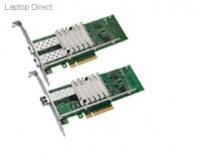 Dell Intel X520 DP 10Gb DA / SFP Server Adapter Low Profile CusKit Photo