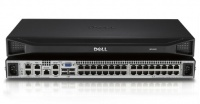Dell DMPU4032-G01 32-port remote KVM switch with 4 remote users - one local user Photo