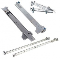 Dell 2/4-Post Static Rack Rails - Kit Photo