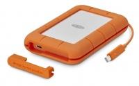 LaCie Rugged 5TB Storage Capacity USB-C external hard drive Photo