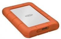 LaCie Rugged Mini 5Tb USB 3.0 Hard Disk Drive Photo
