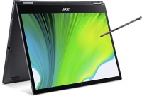 """Acer Spin 5 SP513-54 10th gen Notebook Tablet Intel i7-1065G7 1.3GHz 8GB 512GB 13.5"""" UHD BT Win 10 Home Photo"""