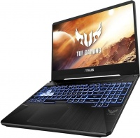 Asus FX505DU laptop Photo