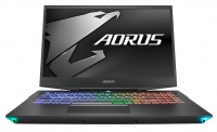 "Aorus 15 8th gen Gaming Notebook Intel Six i7-8750H 2.20Ghz 16GB 2TB 15.6"" FULL HD RTX 2070 8GB Win 10 Home Photo"