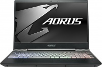 "Aorus 5 9th gen Gaming Notebook Intel Hex i7-9750H 2.6Ghz 8GB 1TB 15.6"" FULL HD GTX1650 4GB FreeDos Photo"