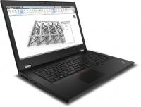 "Lenovo Thinkpad P17 g1 10th gen Notebook Xeon Six W-10855M 2.8Ghz 32GB 2TB 17.3"" UHD RTX5000 16GB BT 3G Win 10 Pro Photo"