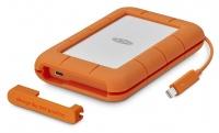 Seagate Lacie Rugged Thunderbolt & USB-C 5TB External Hard Drive Photo