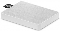 Seagate One-Touch series White 1Tb USB 3.0 type-A External SSD Photo