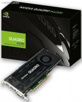 PNY Quadro K4200 4Gb GDDR5 256bit Professional Card Photo