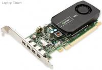 PNY Quadro Nvs510 2Gb DDR3 128bit for professional 2D graphics Photo