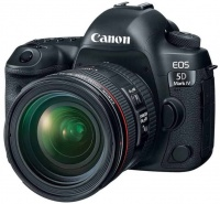 Canon EOS 5D Mk 4 30MegaPixel Digital Camera - 24-70 f4 L Lens Photo
