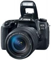 Canon EOS 77D 24 MegaPixel Digital Camera - Body & 18-135 IS USM Kit Photo