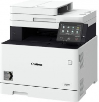 Canon i-SENSYS MF744Cx A4 Multifunction Colour Laser Printer with Fax Photo