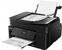 Canon Pixma GM4040 A4 mono 3-in-1 mono refillable ink Printer - Black Print Copy Scan Wifim USB LAN Photo