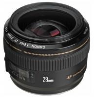 Canon EF 28 mm f 1.8 USM lens Photo