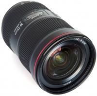 Canon EF 16 - 35 mm f 2.8 L 3 USM Lens Photo