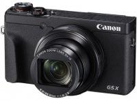 Canon PowerShot G5x Mark 2 Black 20.1MP Digital Camera Photo