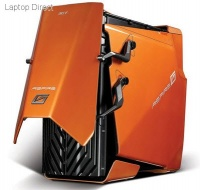 Acer Predator Sniper 2 Gaming Machine 2 x Nvidia Geforce graphics cards Windows Home Vista Premium 64 Photo