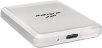 Adata SC685 series 2Tb/2000Gb White USB 3 Gen2 External TLC SSD Photo