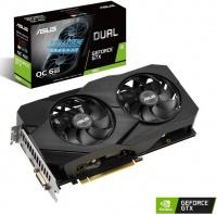 Asus Dual GeForce GTX1660 Super OC Edition 6GB GDDR6 Graphics Card Photo