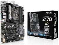 Asus Z170-WS Z170 chipset LGA 1151 Motherboard Photo