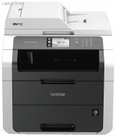 Brother MFC9140CDN A4 Multifunction Laser Printer with Fax Photo