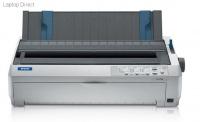 Epson FX-2190N A3 9pin Dot Matrix Impact Printer with network Photo