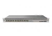 MikroTik RB1100AHx4 Desktop Router with 13x Gigabit Ethernet Ports 1U Rackmount Photo