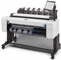 "HP DesignJet T2600dr 36"" PS MFP Printer Photo"