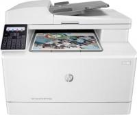 HP Colour LaserJet Pro M183FW A4 MFP Printer Print Copy Scan Fax WiFi USB LAN Photo