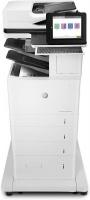 HP LaserJet Enterprise MFP M636FHZ 4-1 A4 mono Printer Print Copy Scan Fax Duplex ADF LAN USB Photo