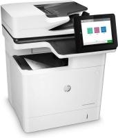 HP LaserJet Enterprise MFP M635Z 4-1 A4 mono Printer Print Copy Scan Fax Duplex ADF LAN USB Photo