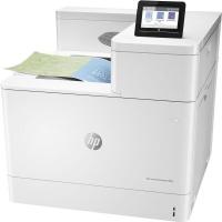 HP Colour LaserJet Enterprise M856DN A4 Colour Printer Duplex LAN USB Photo