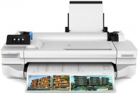 """HP designjet T130 24"""" Thermal Inkjet Printer USB LAN WiFi Photo"""