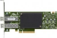 HP HPE StoreFabric SN1600E 32Gb 2 port Fibre Channel Host Bus Adapter Photo