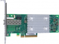 HP HPE StoreFabric SN1600Q 32Gb 1 port Fibre Channel Host Bus Adapter Photo