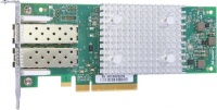 HP HPE StoreFabric SN1600Q 32Gb 2 port Fibre Channel Host Bus Adapter Photo