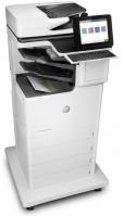HP Color LaserJet A4 Enterprise Flow Multifunction M681z Laser Printer with Fax Photo