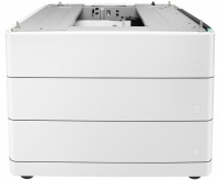 HP PageWide managed 3x 550 sheet paper tray and stand Photo